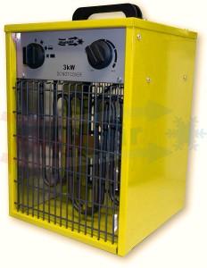 Nagrzewnica elektryczna EL 3 ( 3 kW )